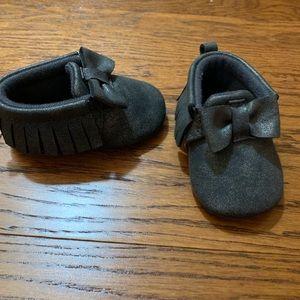 Carter's baby booties